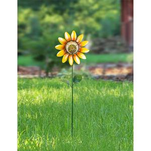 Tuin Zonnebloem Windmolen Bloem Solar Light Outdoor Decoratie