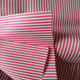 Make-to-Order Waterproof Fabric Waterproof 300D 100% Polyester Striped Yarn Dye Twill Oxford Beach Umbrella Fabric