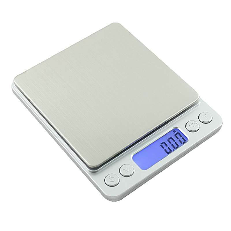 2020 500g x 0.01g Mini Portable Electronic Jewelry Weighing Scale with retail box