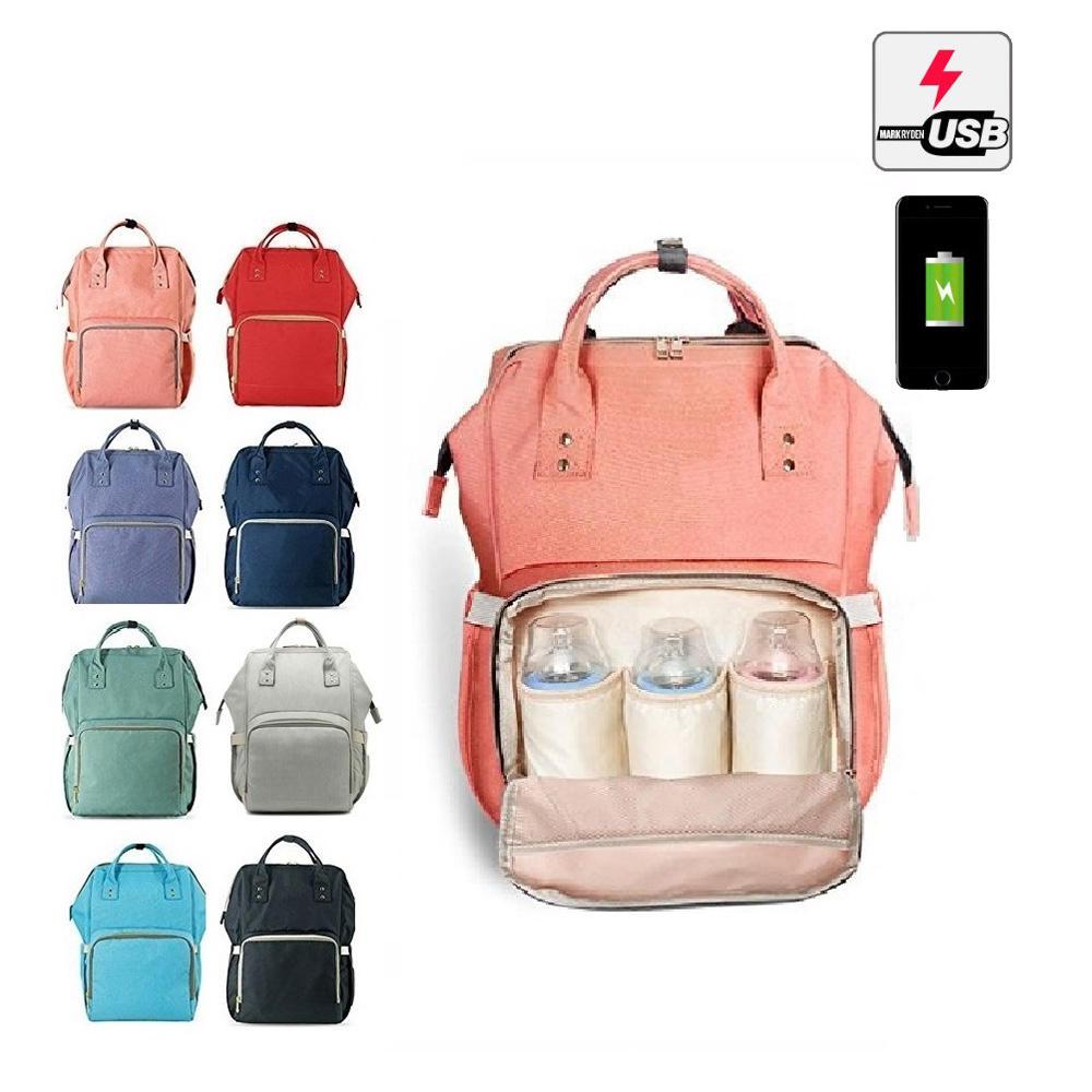 ÉCHANTILLON GRATUIT sacs avec des sacs d'impression de <span class=keywords><strong>journaux</strong></span> avec matelas à langer sacs avec imprimé animal tissu