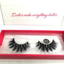 lashes3d wholesale vendor faux mink lahes 3d mink eyelashes