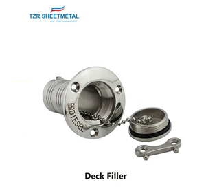 China Metal Factory Stainless Steel Parts Yacht Accessories Boat Products