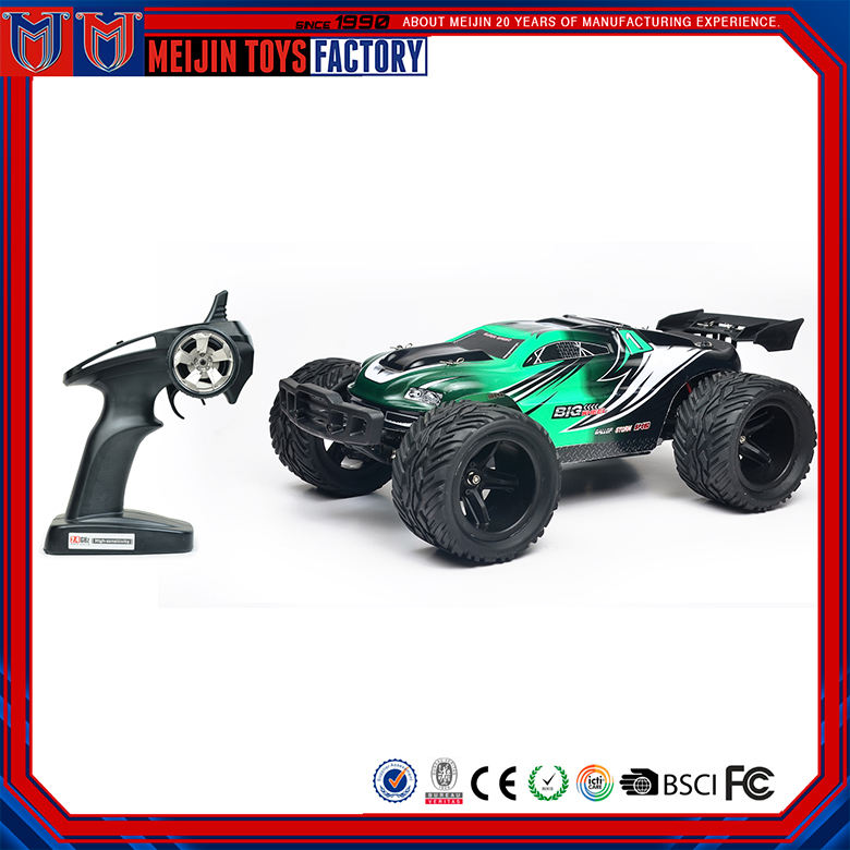 Rubber tire high speed 1:12 cross-country drift electric rc cars