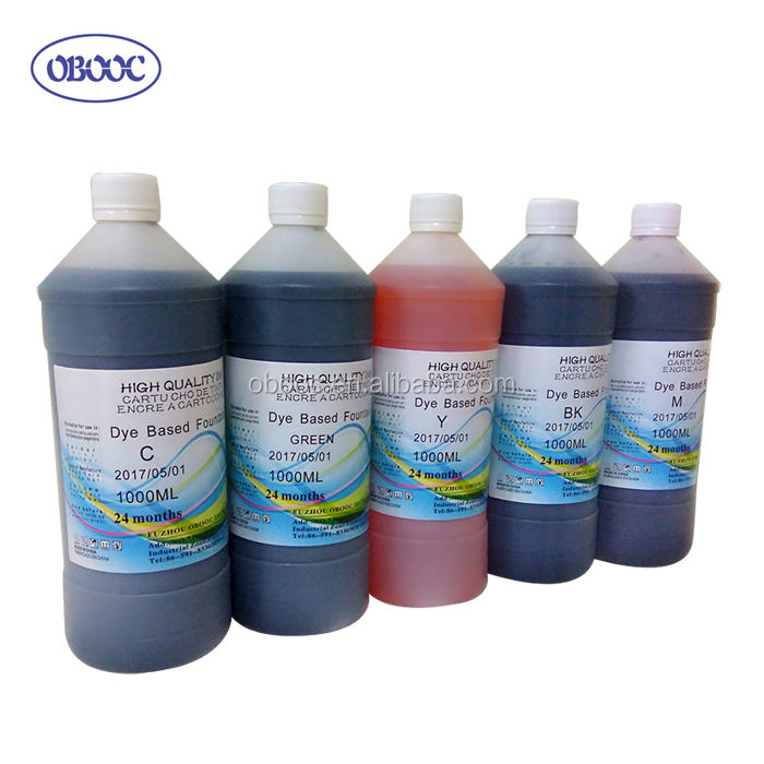 Oil Based Permanent Marker Pen Ink for Tape/Glass/Plastic/Metal Surface