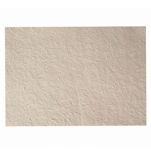 beige colorful eco friendly natural material biodegradable handmade mulberry paper 110gsm
