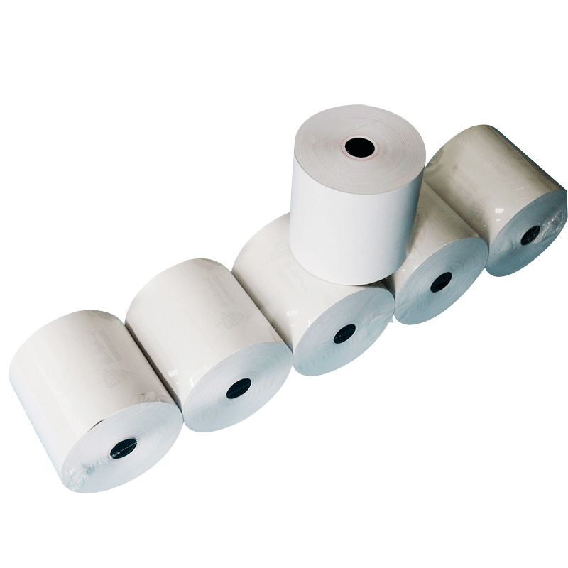 Thermal paper roll slitting machine 58mm thermal paper roll ECG thermal paper rolls