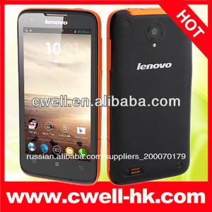 4 дюймов android анти- нуля пылезащитный водонепроницаемый мобильный телефон lenovo s750