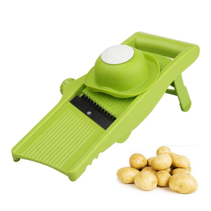 Manual Plastic food vegetable fruit tomato slicer cutter shredder grater set as seen on TV