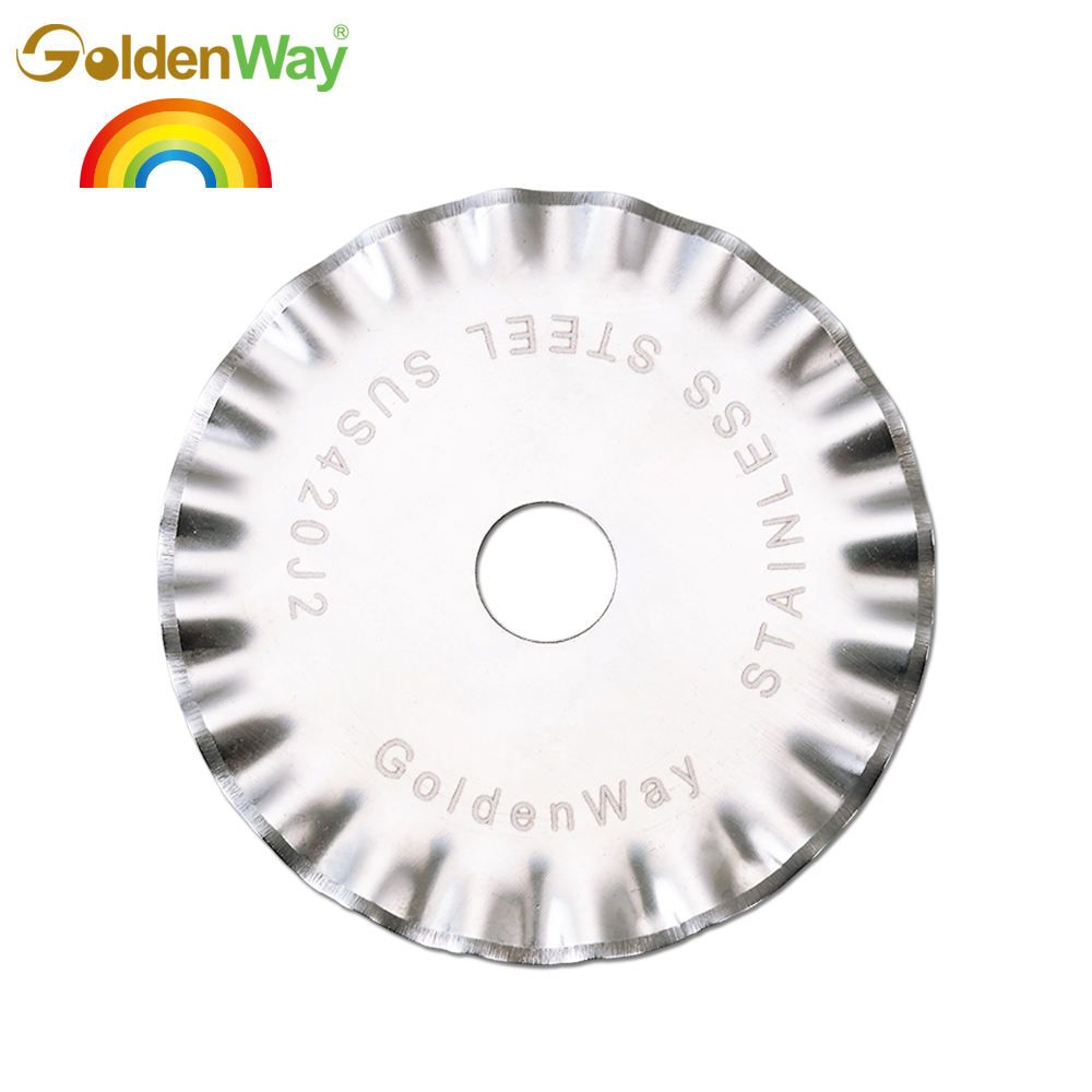 Craft Supplier Rotary Cutter Stainless Steel Blade