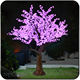 Artificial Trees Decoration Tree Artificial Wedding Decor Artificial Led Light Up Cherry Blossom Trees