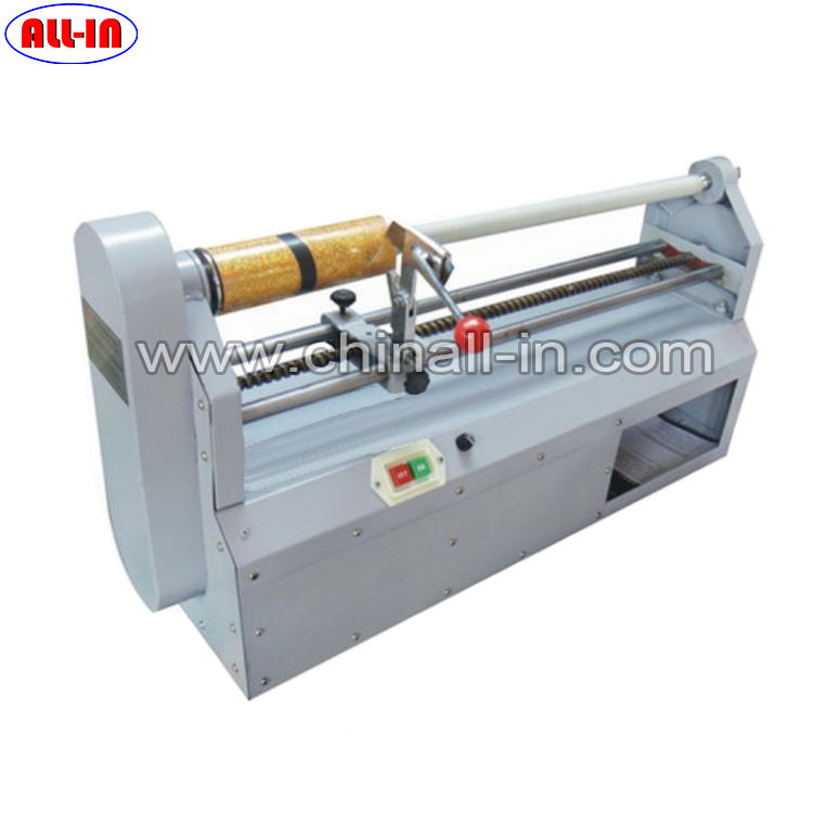 supplying automatic hot stamping foil cutting slitting machine