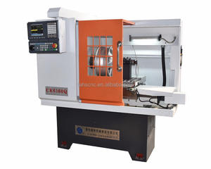 alloy wheel repair cnc lathe machine tools CK6160Q