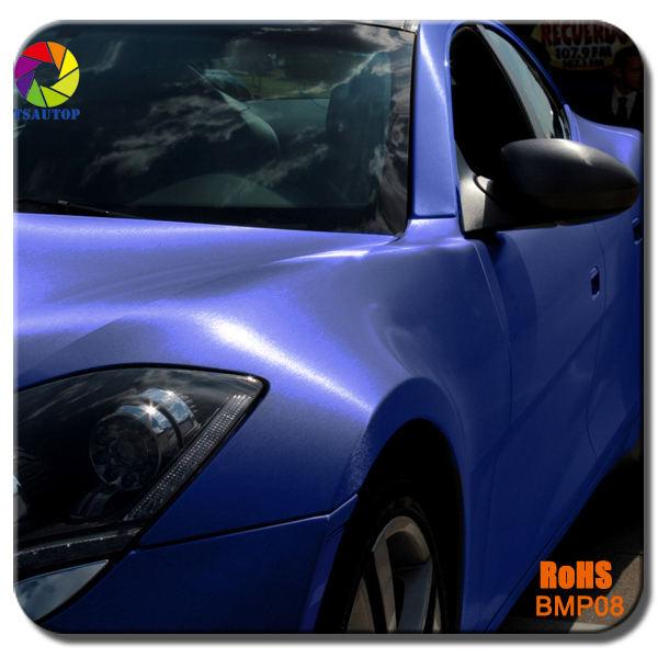 【Mirror Chrome】ALL COLOUR【3 Meter x 1.52M 】Vehicle Wrap Vinyl Sticker Air Free