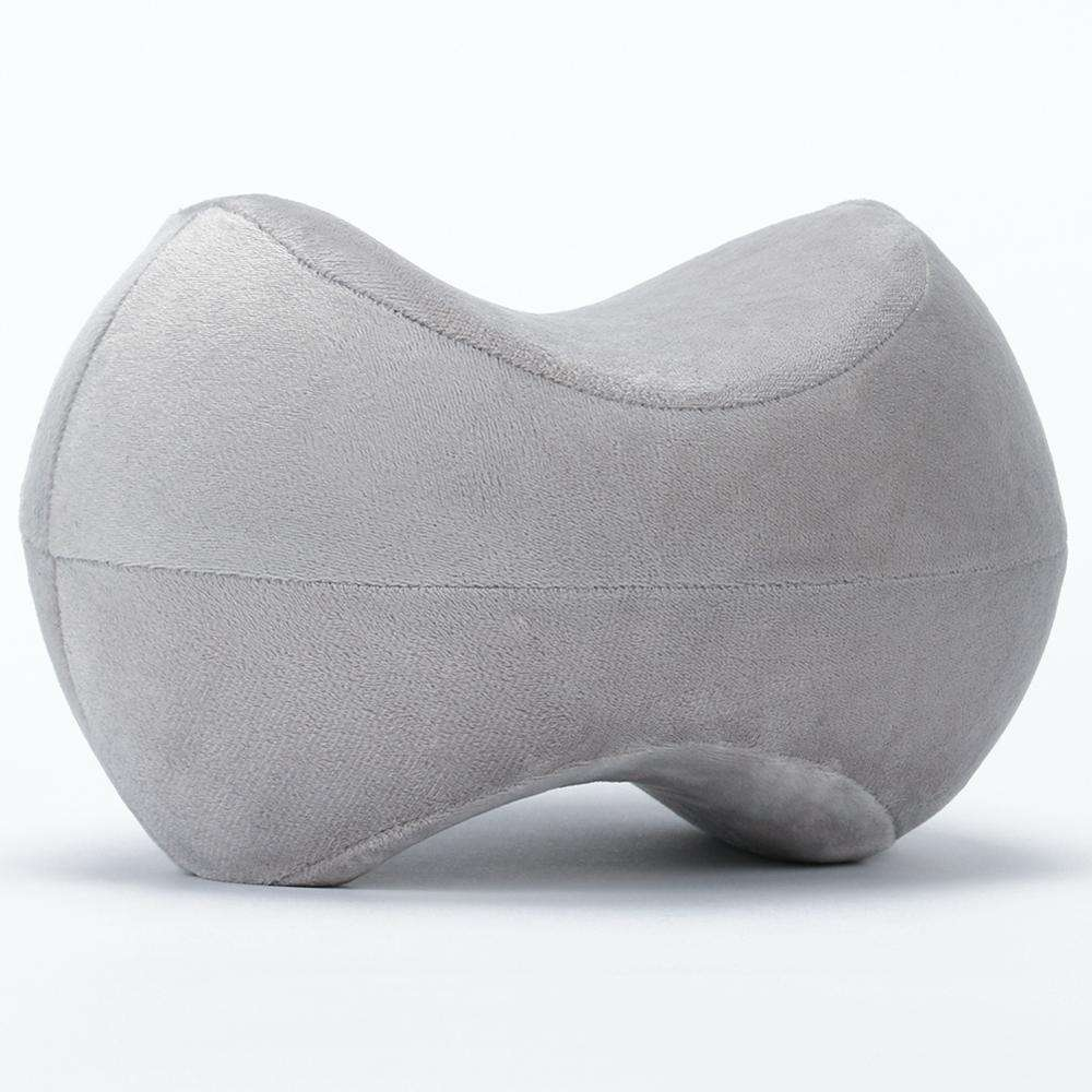 Sleep Aid to Support Pregnancy Bed Wedge Cushion Medical Memory Foam Orthopedic Knee Pillow for Side Sleepers