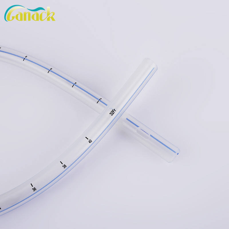 silicone thoracic drainage tube chest tube