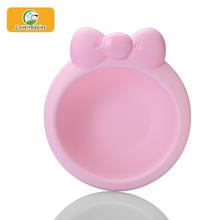 High quality lovely colorful plastic baby foot wash basin face basin hand basin