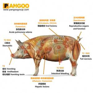 Pig feed formula what is a mold inhibitor