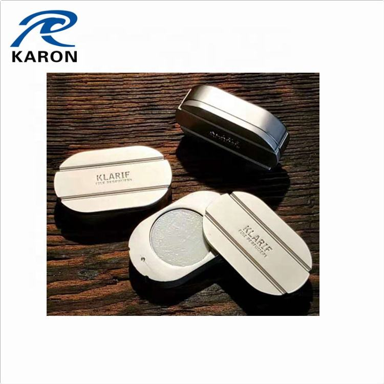 hot sale quality custom made solid perfume containers in China
