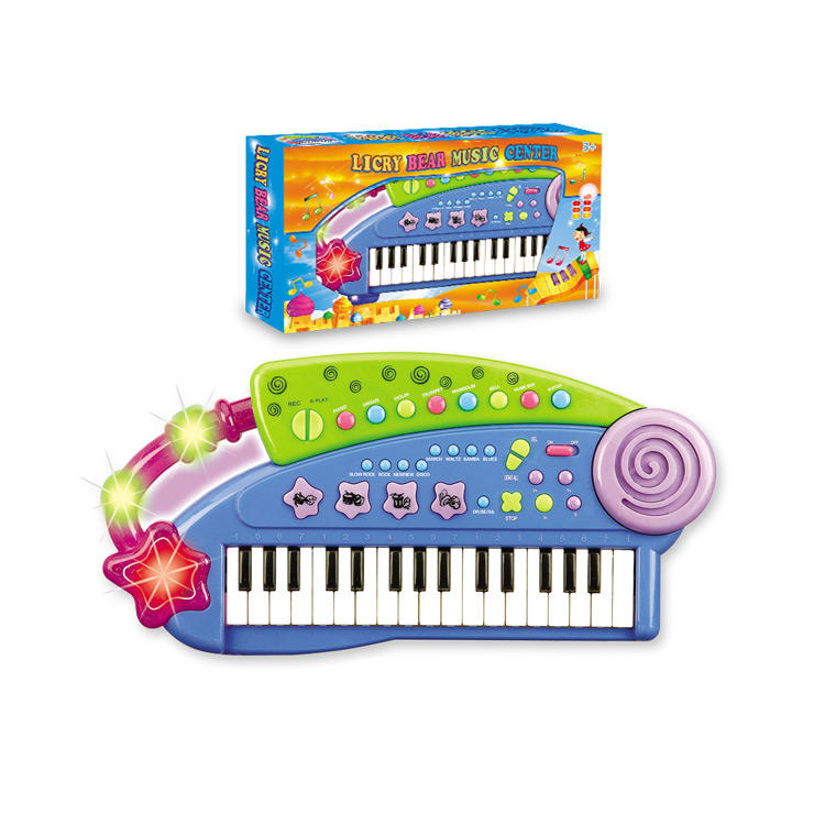 32 Keys Electric Keyboard Kids Musical Instrument Piano Toys Electronic Organ