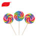 hot sale halal candy high quality lollipop in lollipops fruit flavor hard candy 15g lollipop sweets as gift to children