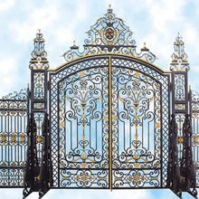 Wrought Iron House Fence And Gate Manufacturer