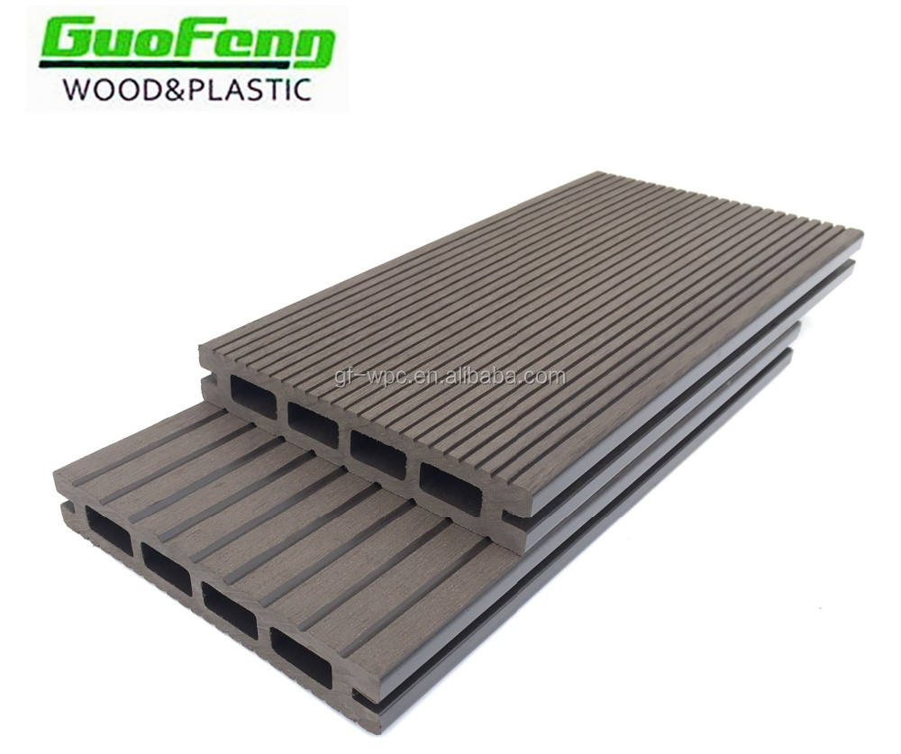 outdoor wpc decking timber wood plastic composite waterproof panel
