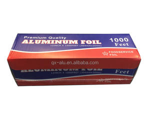 Heavy Duty Aluminium Foil Wrap
