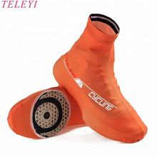 sports Lycra protect waterproof warmer windproof dustproof Booties Overshoes shoe cover cycling