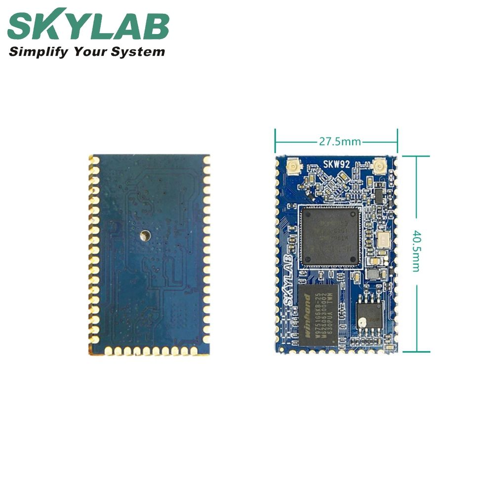SKYLAB Oem Mt7628N Wireless Wifi 4G Lte Router Gpio Openwrt 2X2 Mimo Access Point Mtk Usb Wlan WIFI Module