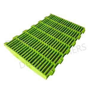Wholesale Plastic Slat Floor for pig use factory direct sale