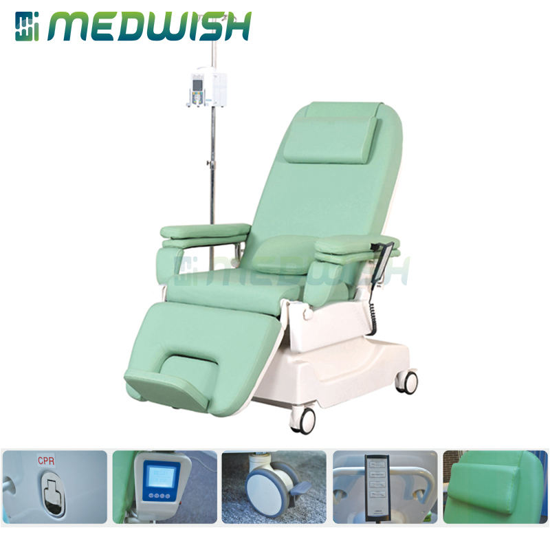 AG-XD206 China manufacturers good price portable medical devices drawing blood medical blood donate chair for sale