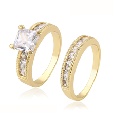 13508-men's rings jewelry 14k gold diamond couple rings jewelry