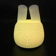 Creative USB silicone pat night light gift table lamp