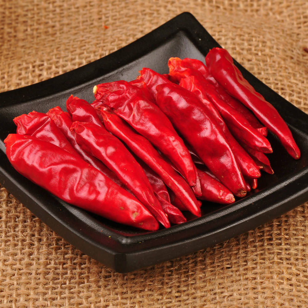 Istana Chaotian Cabe Harga 3-7Cm Tianying Dingin Red Hot Chili