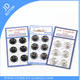China Gondola K510 sewing snap button press stud button wholesale