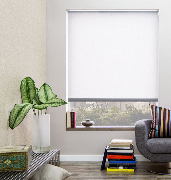 5% Openness Sunscreen Roller Blind Solar Shades