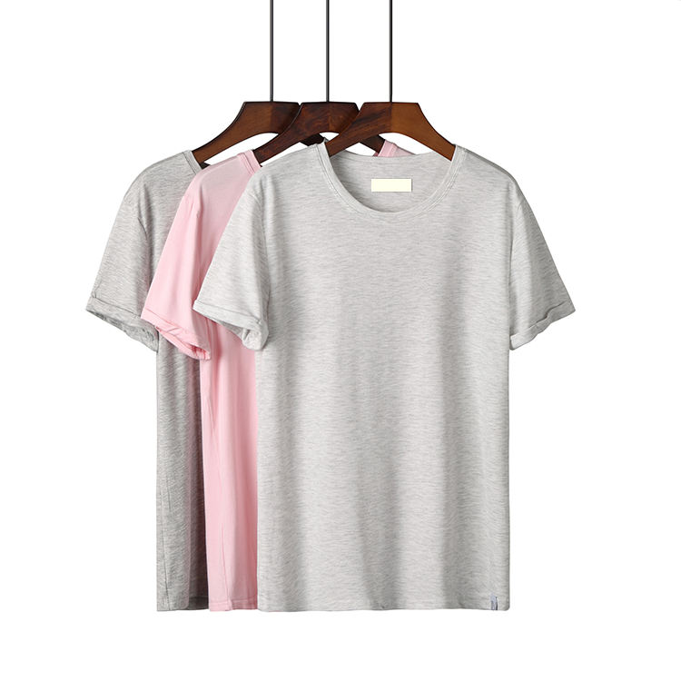 Wholesale Bulk China Clothing Custom Casual Design Women Blank T shirt