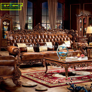 Oefashion baru set model sofa gambar/DUBAI royal sofa set/new fashion sofa set