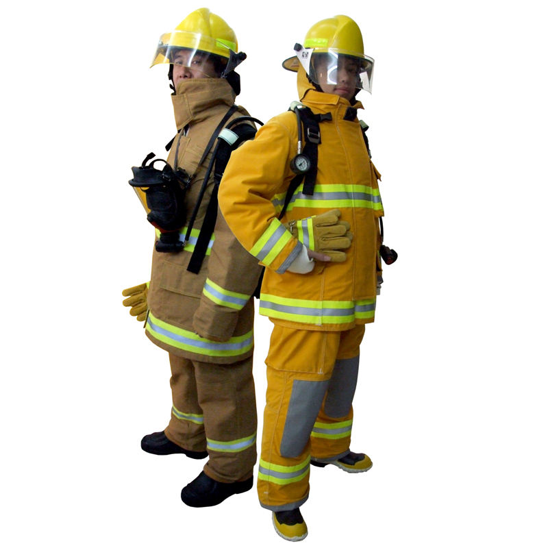 NFPA 1971 FIRETUF Jacket & Trousers Fire Suit