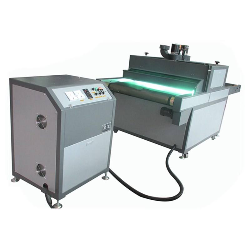 Offset printing machine UV Curing oven