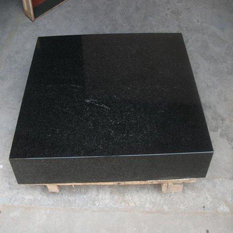 Surface Plate T-slotted Black Granite Parallels Gauge