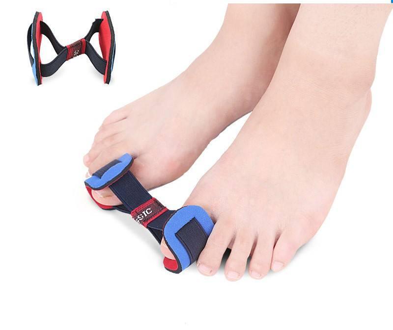 Большой носок ремень буйон выпрямитель эластичный пояс носочки Hallux корректор для косточки на ноге ноги боли