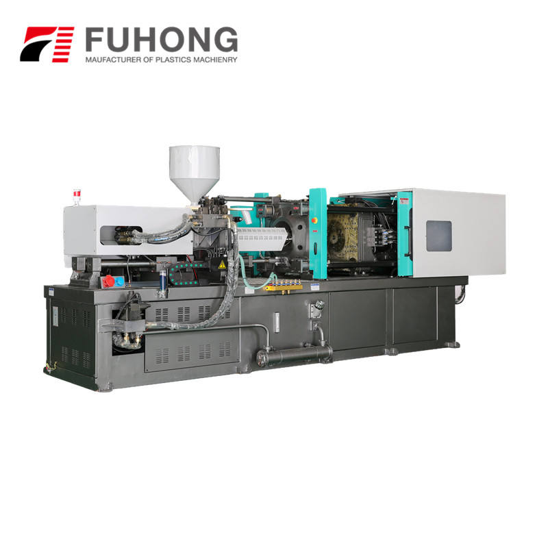 Ningbo fuhong FHG268 268ton 2680kn pet bottle preform injection moulding machine for pet preform