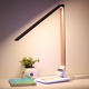 Modern fashion and wireless charging eye protection led desk lamp with led light