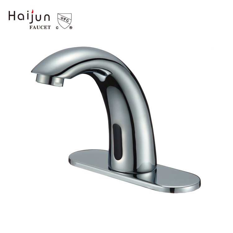 Touch Free Stainless Steel Automatic Sensor Basin Taps And Faucets