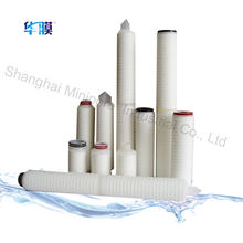 PP membrane filter/water filter replace/pleated filter cartridge 5 micron