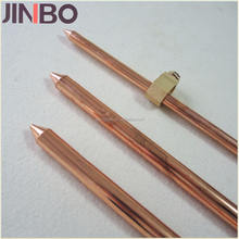 UL listed copper bonded steel ground rod hot selling electrical grounding rod