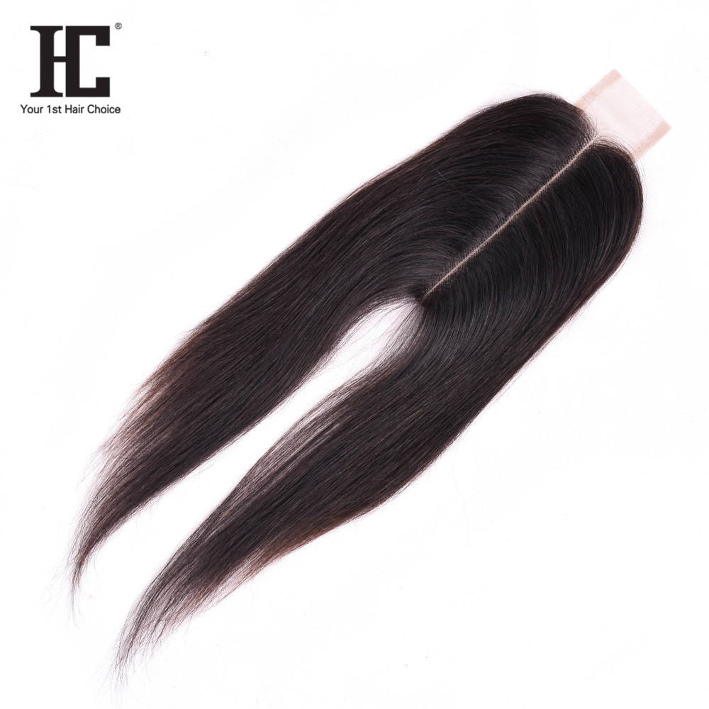 Wholesale Hot Selling 2x6 Lace Closure Brazilian Human Hair Straight Wave 2*6 Swiss Lace closure