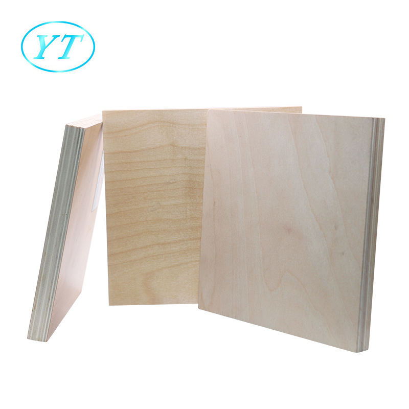 12mm 15mm 18mm Birch Laser Cut Plywood Wood Board