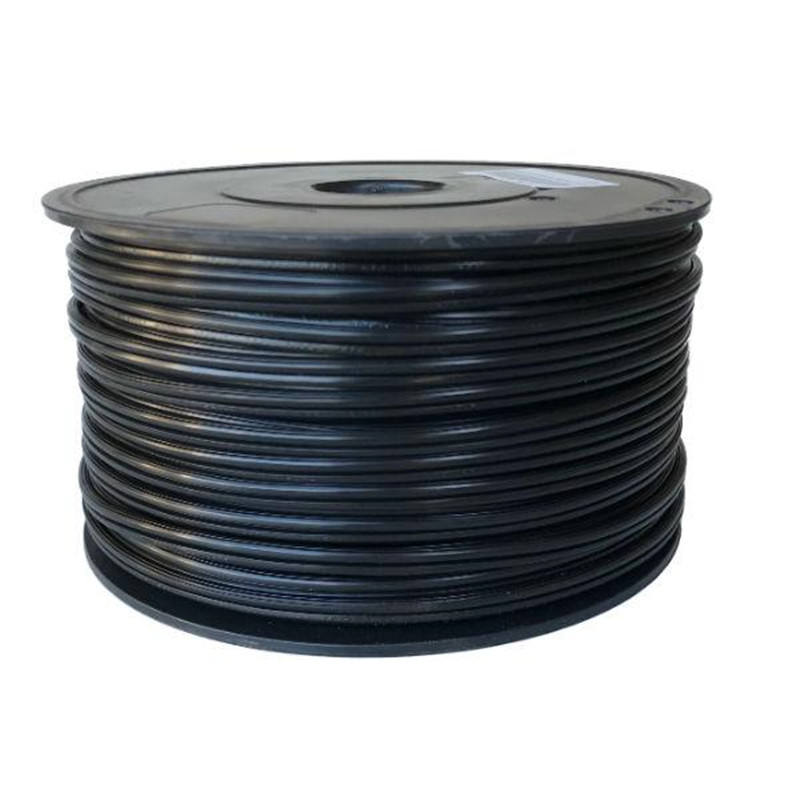 UL Standard 18 awg spt 1 electrical flat cord wire packed in a roll